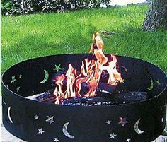 CobraCo Evening Sky Camp Fire Ring from Fingerhut.  Get your rebate from RebateGiant.