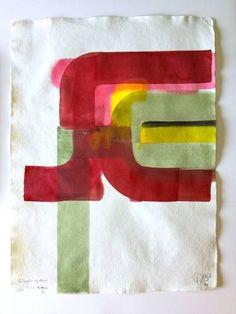 "Saatchi Art Artist Graça Paz; Painting, ""Allegro afetuoso, 17/20"" #art"