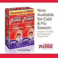 #Children's #Advil, Grape, For Children ages 2 - 11 years, 4 Ounce #Twinpack   children's advil works great!   http://amzn.to/HkuQLN