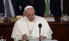 """El papa aboga en Congreso de EEUU por """"abolición mundial de la pena de muerte"""""""