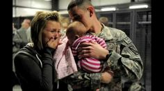 Baby's Brilliant Tribute To Veterans has this navy wife in tears. Our military family is so thankful.  #BabysBrilliantFunApp    babysbrilliant.com/