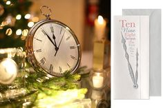 Image detail for -new years eve wedding table decor