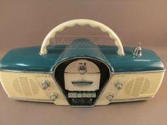 Overdrive Classic Cicena Cassette Radio Model 261