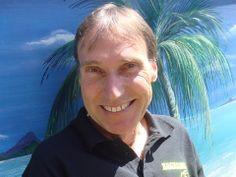 Bernd, zuständig für Gesang und Keyboard