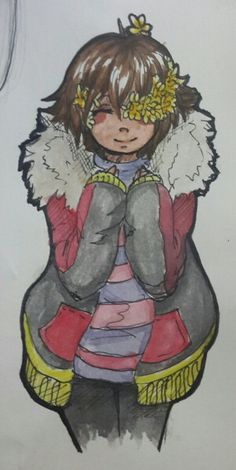 Flowerfell frisk...... wow this is amazing