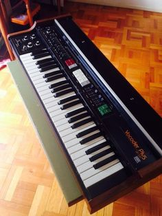MATRIXSYNTH: Roland VP-330 Mk1 Synthesizer and Vocoder