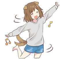 Anime Girl Neko, Anime Girl Cute, Anime Chibi, Kawaii Anime, Kawaii Chan, Kawaii Stickers, Anime Stickers, Cute Stickers, Cute Anime Character