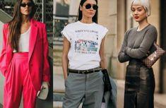 Η υψηλή ραπτική συνδυάζεται με τα street style looks στις εβδομάδες μόδας ανά τον κόσμο. Η Paris fashion week 2019 τα είχε όλα! Δες εδώ! Street Style Looks, Paris Fashion, Paris France Fashion