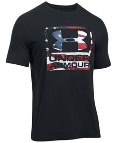 UNDER ARMOUR Under Armour Men'S Charged Cotton® Graphic T-Shirt. #underarmour #cloth # activewear