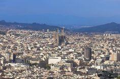 As 10 cidades mais fotografadas do mundo. Barcelona, Espanha.