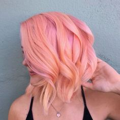 Peachy Vibes  . . @pravana #rosegold + too cute coral! All day baby! I'm living for all the colors #pravanavivids has!!!  . . .…