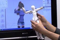 Qumarion 3D modeling mannequin