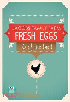 Custom Egg Carton La...