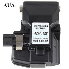 Gratis pengiriman kabel cutter mesin las khusus pisau pemotong, serat optik pemotong. AUA-30S FIber Cleaver