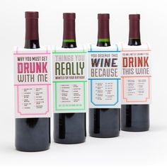 top 5 funny gifts for wine lovers!