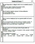 Gammes Français-Maths pour le CM - supermaitre
