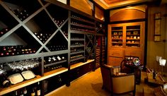 Garza Blanca Preserve Resort: Blanca Blue's wine cellar is one of the area's best, serving bottles from around the world.