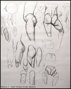 Exceptional Drawing The Human Figure Ideas. Staggering Drawing The Human Figure Ideas. Anatomy Sketches, Anatomy Drawing, Anatomy Art, Human Anatomy, Drawing Sketches, Pelvis Anatomy, Anatomy Poses, Sketching, Figure Drawing Tutorial