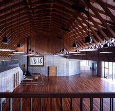 Fuji RINRI Seminar House - Hiroshi Naito