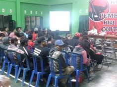 TRIBRATAnews.com – Polsek Magelang Utara Lakukan Pengamanan Konsolidasi Paslon Cawalkot