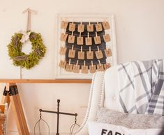 This Chalkboard Advent Calendar is a fun and easy activity your family will love this holiday season! Hi there, my name is Sara and I blog over at Twelve On Main.  I am so excited to be here today to share a really fun and simple Chalkboard Advent Calendar!  As a family, we have always loved …