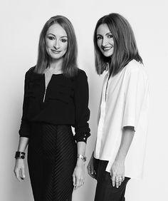 Alexandra Smart and Genevieve Smart