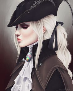 Bloodborne | Lady Maria of the Astral Clocktower