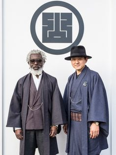 着物の世界をモダンにした話題のショップが仕掛ける、ウールスーツ生地の着物、「T-KIMONO」 | News&Topics | Pen Online
