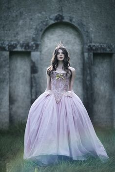 Ireland by EmilySoto | Fairytale Fantasy Photography at: http://www.pinterest.com/oddsouldesigns/fairytale-fantasy/ #princess