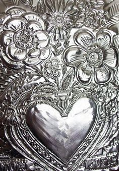Mexican Silver Artwork