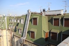 Moscow, Kamergersky lane, Moscow Art Theatre, neighbour's penthouse