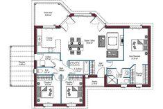 Les 25 meilleures id es de la cat gorie plan maison 3 chambres sur pinterest maison 3 chambres - Mca maisons de la cote atlantique ...