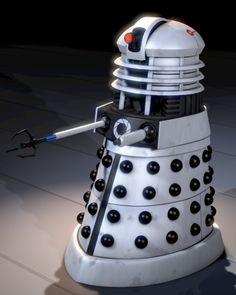 Doctor Who x Portal: Aperture Science Dalek