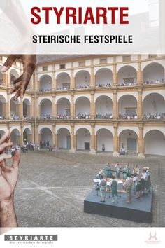 Was gibt es besseres als Kunst im grünen Herzen der Steiermark? Die Styriarte - die steirischen Festspiele - sind nicht nur in Österreich, sondern auch in ganz Europa bekannt und äußerst beliebt 🎶 Enstanden sind sie durch einen zufälligen freien Termin im Kalendar des talentieren Grazer Maestros Nikolaus Harnoncourt 🎻 Wie Medienkraft STYRIARTE unterstützt: 📌 Suchmaschinen-Marketing (SEM) 📌 Suchmaschinen Werbung (SEA) 📌 Facebook Ads 📌 Webanalyse & Webtracking 📌 Google Analytics Festivals, Pisa, Tower, Marketing, Facebook, Google, Travel, Europe, Mathematical Analysis