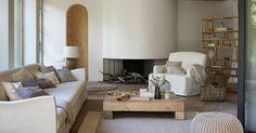 Linen Collection, Zara Home en el taller estudio de Xavier Corberó