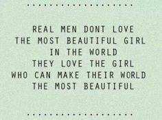 The same is true of real women.