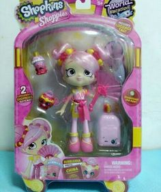 Shopkins Game, Shopkins Season 8, Shopkins Bday, Shoppies Dolls, Shopkins And Shoppies, Crafts For Girls, Toys For Girls, Kids Toys, Baby Doll Accessories