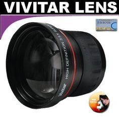 Introducing Vivitar Series 1 High Definition 35X Telephoto Lens For The Panasonic DMCG10 G2 Digital Camera Which Has A 14140mm Lens. Great Product and follow us to get more updates!