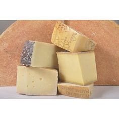 Grating Cheese Assortment - 5 Cheeses (8 oz Each)