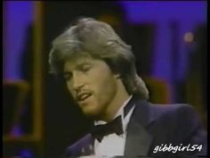 Andy Gibb - Words - Live 1981 - Command Performance for President Reagan.  Can you believe how beautiful that was?