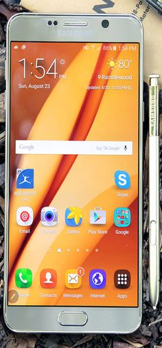 Samsung Galaxy Note 5 review: the best big phone just got better
