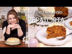 Gáspár Bea konyhája: Répatorta   Mindmegette.hu - YouTube Cereal, Youtube, Cooking, Breakfast, Food, Kitchen, Morning Coffee, Essen, Meals