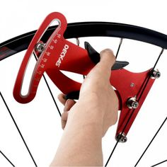 Bicycle Spoke Tension Meter, Free shipping option to most countries worldwide, secured payment and money back guarantee. 10% discount for loyal customers. For best shopping experience visit us, trainedtools.com Bicycle Spokes, Bicycle Tools, Bicycle Pedals, Cheap Bikes, Bottom Bracket, Cleaning Kit, Road Bike, Aluminium Alloy, Mtb