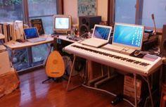 作曲 スタジオ - Google 検索