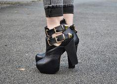Sammi Jackson - Primark Buckled Boots
