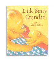 Little Parachutes Book Review of Little Bear's Grandad by Nigel Gray