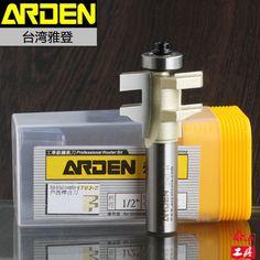 "$54.00 (Buy here: https://alitems.com/g/1e8d114494ebda23ff8b16525dc3e8/?i=5&ulp=https%3A%2F%2Fwww.aliexpress.com%2Fitem%2F2Pcs-set-Woodworking-Tools-Style-Rail-Assembles-Arden-Router-Bits-1-2-1-I-1-2%2F32697103488.html ) 2Pcs/set Woodworking Tools Style & Rail Assembles Arden Router Bits - 1/2*1-I,1/2*1-II -1/2 "" Shank - Arden A1703018&28 for just $54.00"