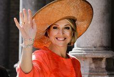 Koningin Máxima is een van de invloedrijkste mensen ter wereld. Ze staat op de Time 100, een lijst die het tijdschrift Time elk jaar opmaakt.