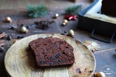 Perníkový chlieb - Chuť od Naty Healthy Cookies, Recipe Images, Pound Cake, Christmas Cookies, Muffin, Breakfast, Desserts, Food, Xmas Cookies