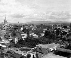 Vale do Anhangabaú, 1911.